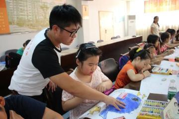 社区支教志愿服务